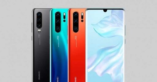 Huawei P30 Pro and Huawei P30 Launch with 40 Megapixel Camera